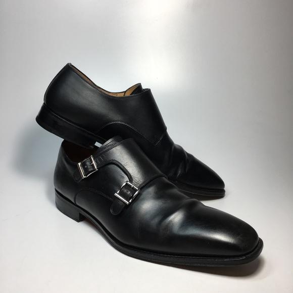 6d6832251b6 Magnanni Other - Magnanni Miro Men Leather Double Monk Strap Shoes